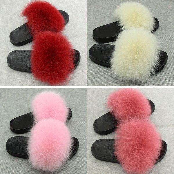 red fur slides by hlfurs.com