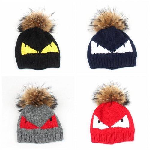 Knit Cap Winter Hat Beanie Hat