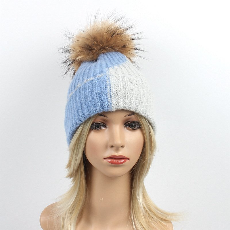 f5293806662cc Factory Price Customized Spring Fashion Beanie Hat – Fur Coats ...