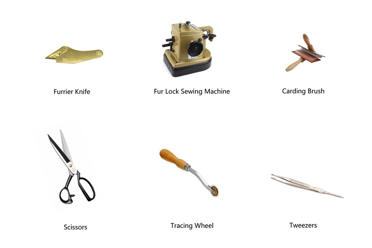 fur Sewing Tools