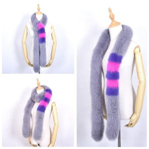 Hot Sale Fox Fur Scarf