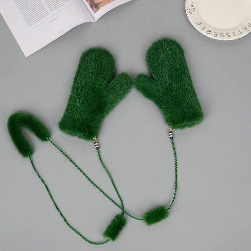 Mink Glove
