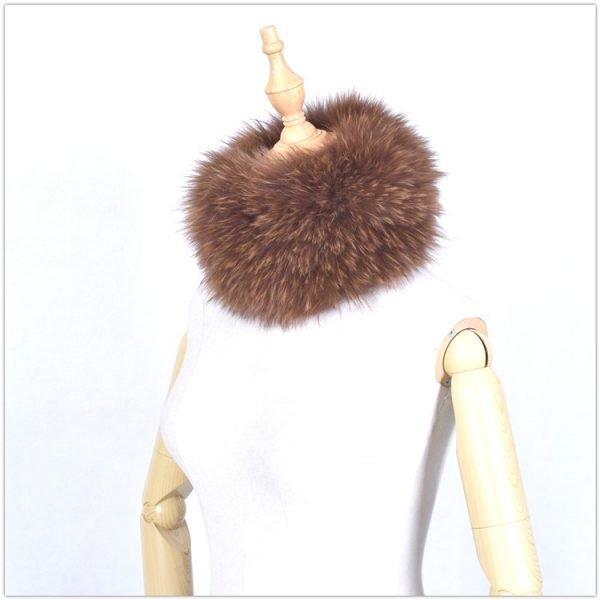 Fox Fur Headband