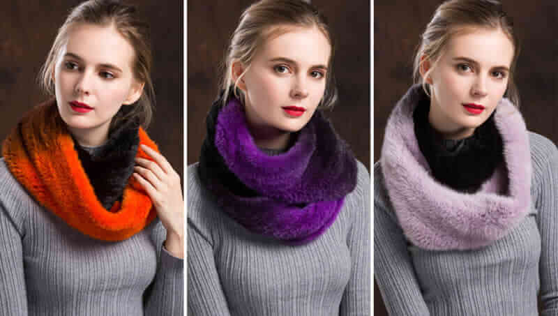 fashion real fur scarf at hlfurs.com-7